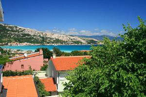 Apartment 58 sea view Baska island Krk Croatia