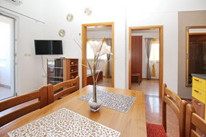 Baska Krk Croatia Apartment 61C dining corner