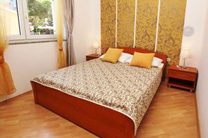 Baska Krk Croatia Apartment 61C bedroom