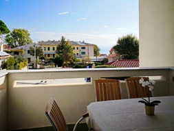 Appartement 15E - Baska island Krk Croatia balcony