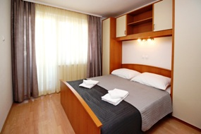 Appartement 15E - Baska island Krk Croatia bedroom