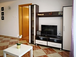 Appartement 15E - Baska island Krk Croatia living room