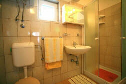 Apartment-16A - bathroom - Baska - Krk - Croatia
