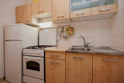 Apartment-16A - kitchen - Baska - Krk - Croatia