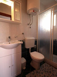 Baska Krk Croatia Apartment-28B bathroom