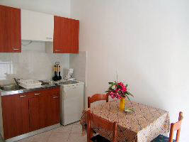 Apartment-12b kitchen Baska island Krk Croatia