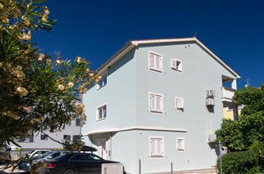 Haus in Strandnähe und Ruhelage Baska Insel Krk