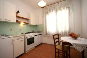 Apartment 21 - kitchen - Baska - Krk - Croatia
