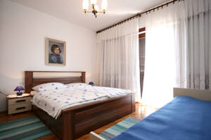 Apartment 21 - bedroom - Baska - Krk - Croatia