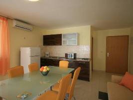 Apartment-29 kitchen Baska island Krk Croatia