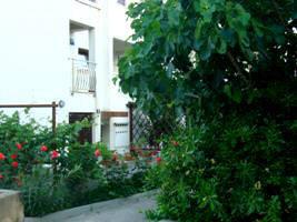 Appartement 6 Baska Insel Krk Kroatien Eingang