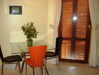 Appartement mit Klimaanlage Baska Insel Krk Kroatien Essplatz
