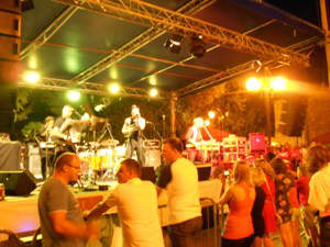 Fair Krk Croatia concert