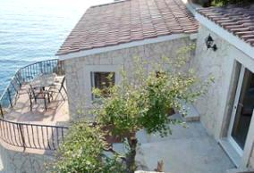 Apartment with sea view Vrbnik on the island Krk Croatia